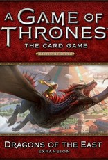 Fantasy Flight Games AGOT LCG 2nd Ed: Dragons of the East Del