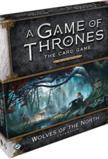Fantasy Flight Games AGOT LCG 2nd Ed: Wolves of the North