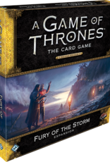 Fantasy Flight Games AGOT LCG 2nd Ed: Fury of the Storm Delux