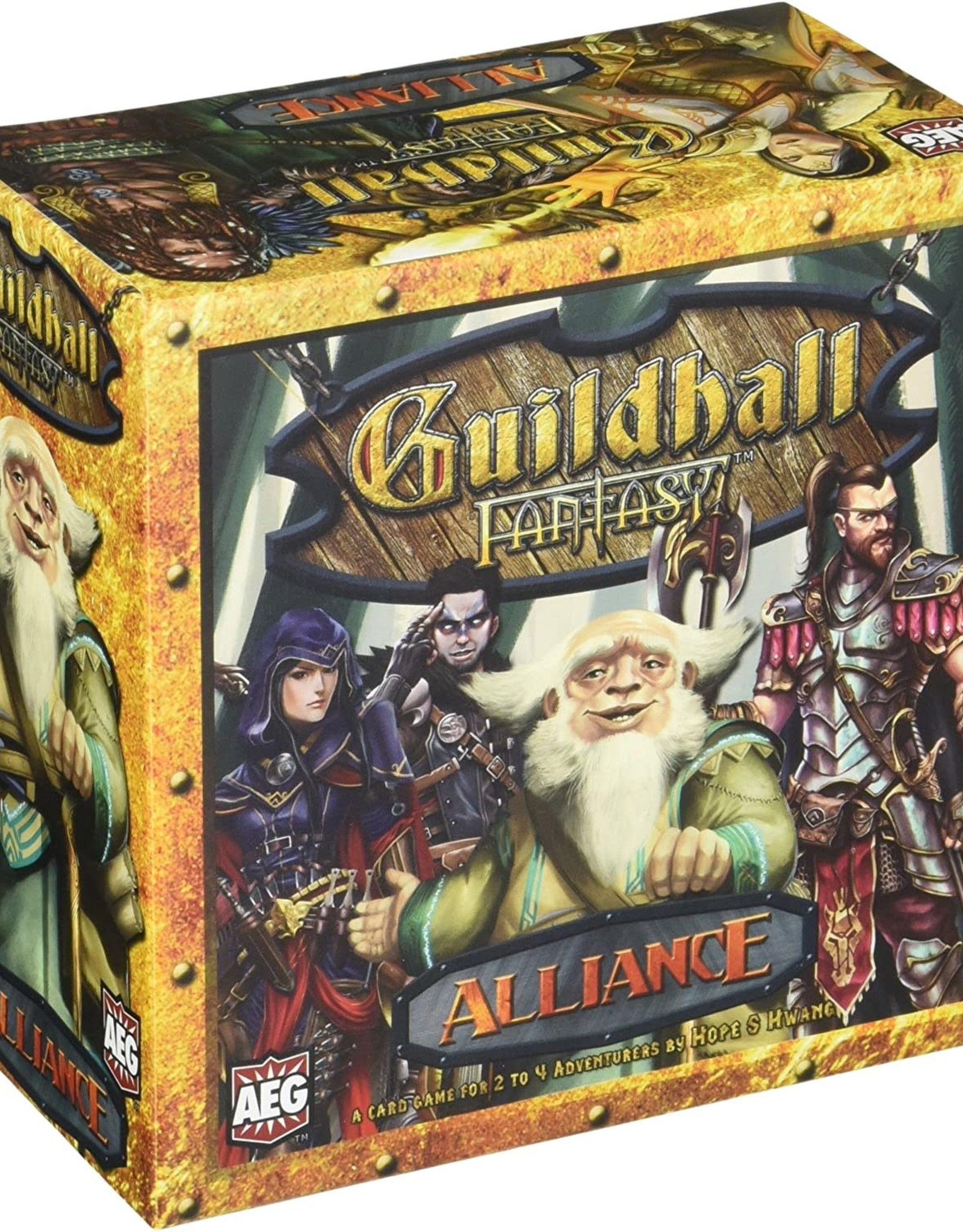 AEG Guild Hall Fantasy Alliance
