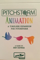 Skybound Games Pitchstorm: Animation