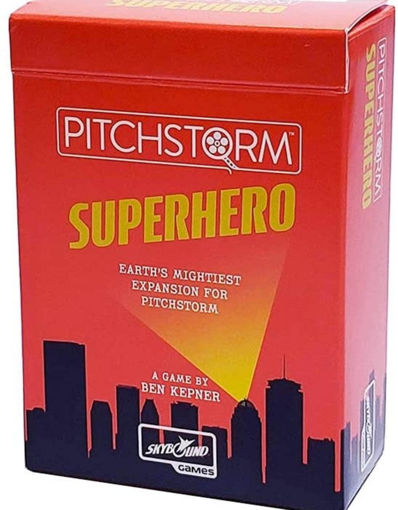 Skybound Games Pitchstorm: Superhero