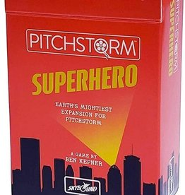 Skybound Games Pitchstorm: Superhero