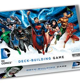Cryptozoic Entertainment DC Deck-Building Game: Core