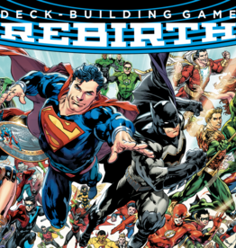 Cryptozoic Entertainment DC Deck-Building Game: Rebirth