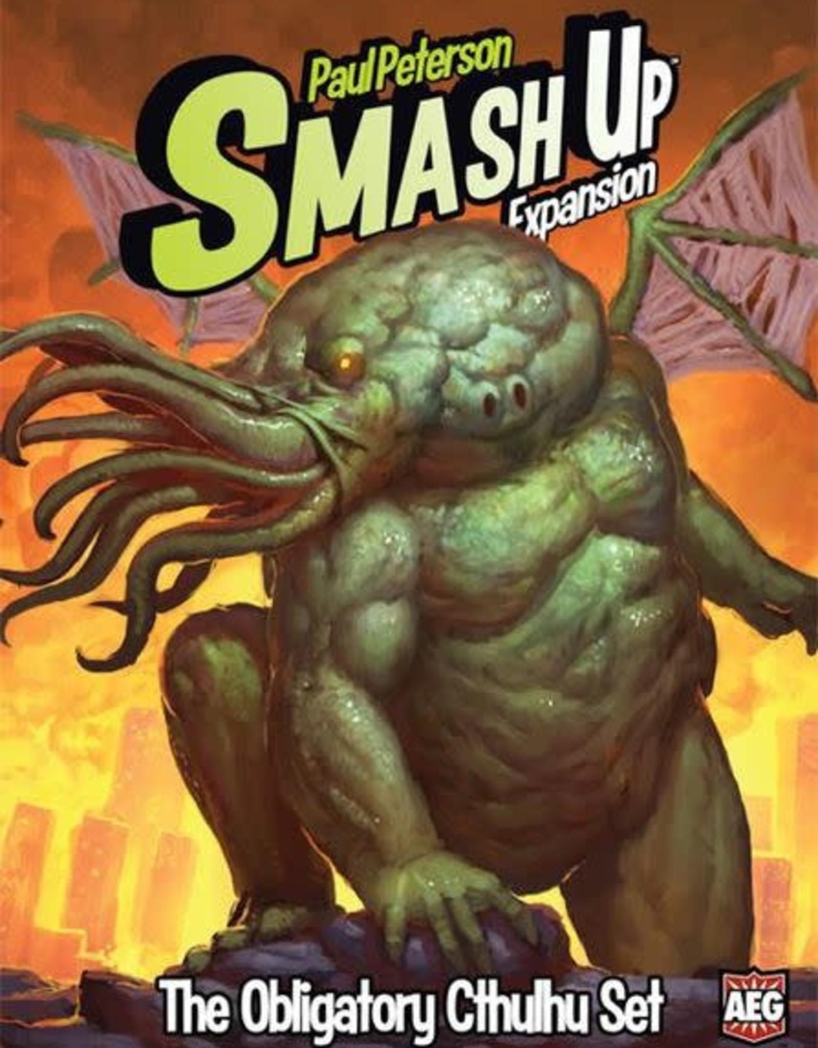 AEG Smash Up: The Obligatory Cthulhu Set