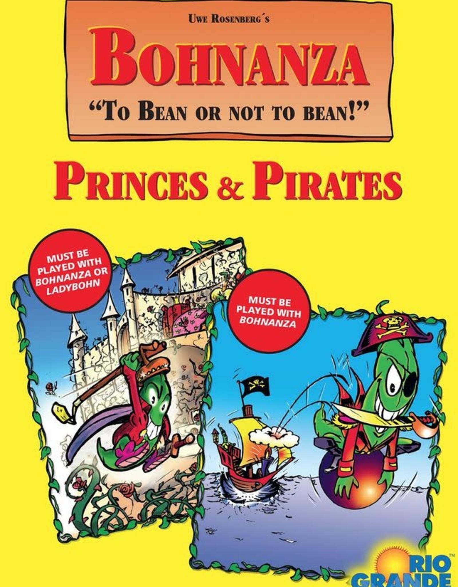 Rio Grande Games Bohnanza Princes and Pirates