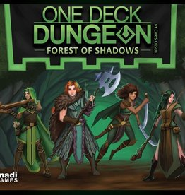 Asmadi Games One Deck Dungeon Forest Shadows