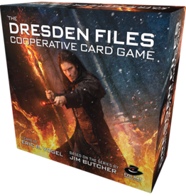Evil Hat Dresden Files Cooperative Card Game