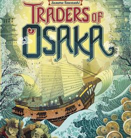 ZMan Games Traders of Osaka