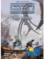 Rio Grande Games Race for the Galaxy Xeno invasion