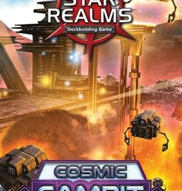 White Wizard Games Star Realms Cosmic Gambit