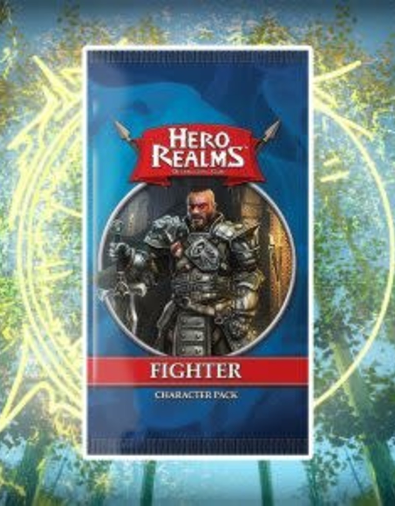 White Wizard Games Hero Realms: Fighter