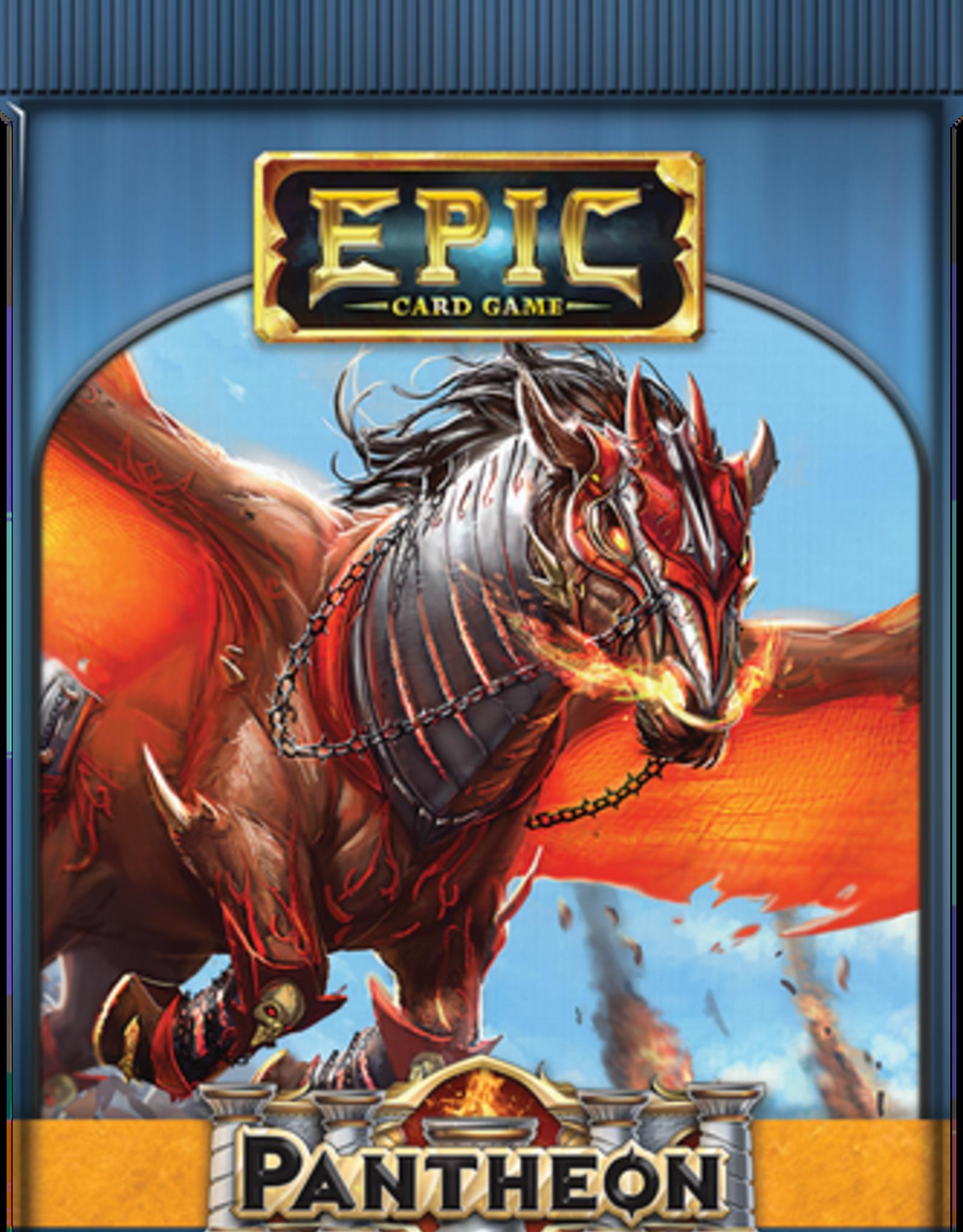 White Wizard Games Epic: Pantheon Furios Maligus