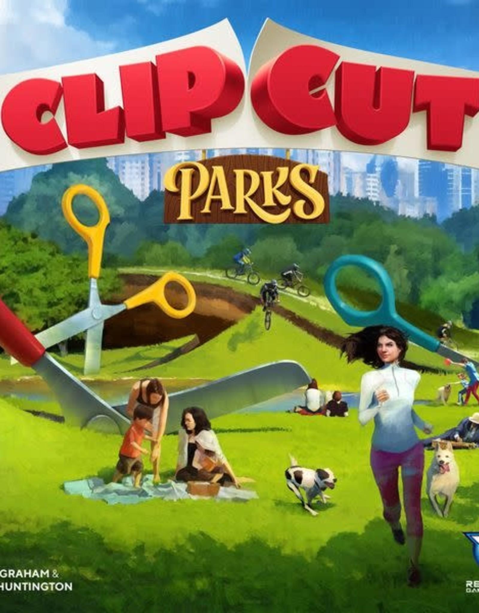 Renegade Game Studios ClipCut: Parks