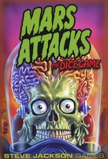 Steve Jackson Games Mars Attacks: The Dice Game