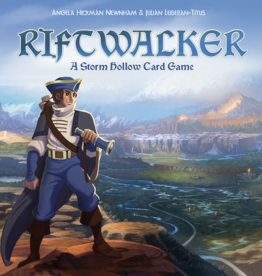 Game Salute Riftwalker: A Storm Hollow Card Game