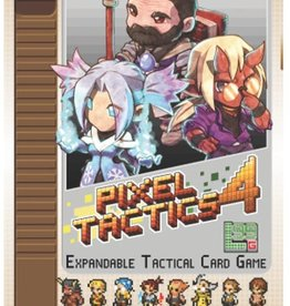 Level 99 Games Pixel Tactics 4