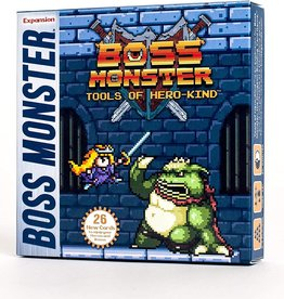 Brotherwise Games Boss Monster Tools of Hero-Kind