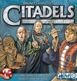 Z-Man Games Citadels Classic