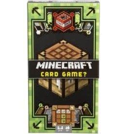 Matttel Minecraft Card Game