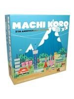Pandasaurus Games Machi Koro 5th Anniversary Ed.