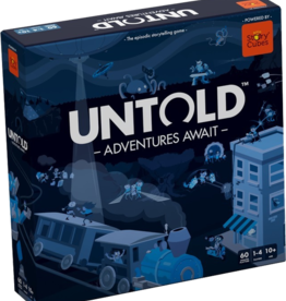 Hub Games Untold: Adventures Await