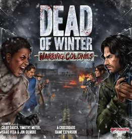 Fantasy Flight Games Dead of Winter: Warring Colonies