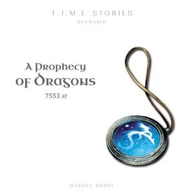 Space Cowboys TIME Stories 2: A Prophecy of Dragons