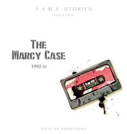Space Cowboys TIME Stories 1: The Marcy Case Expansion