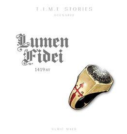 Space Cowboys TIME Stories: Lumen Fidei