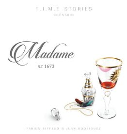 Space Cowboys Time Stories: Madame Expansion