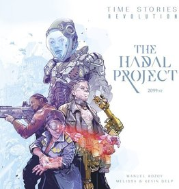 Space Cowboys TIME Stories: The Hadal Project