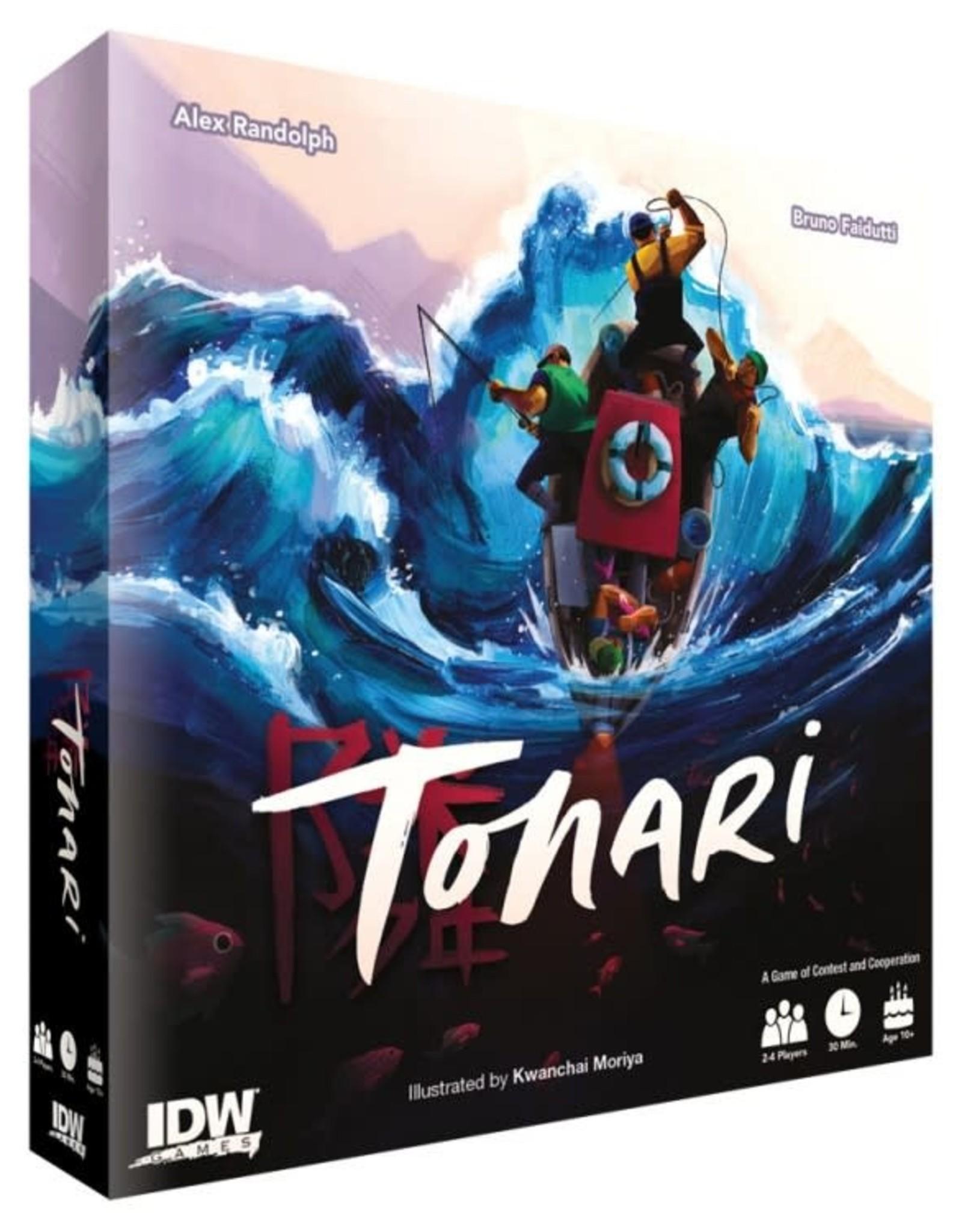 IDW Games Tonari