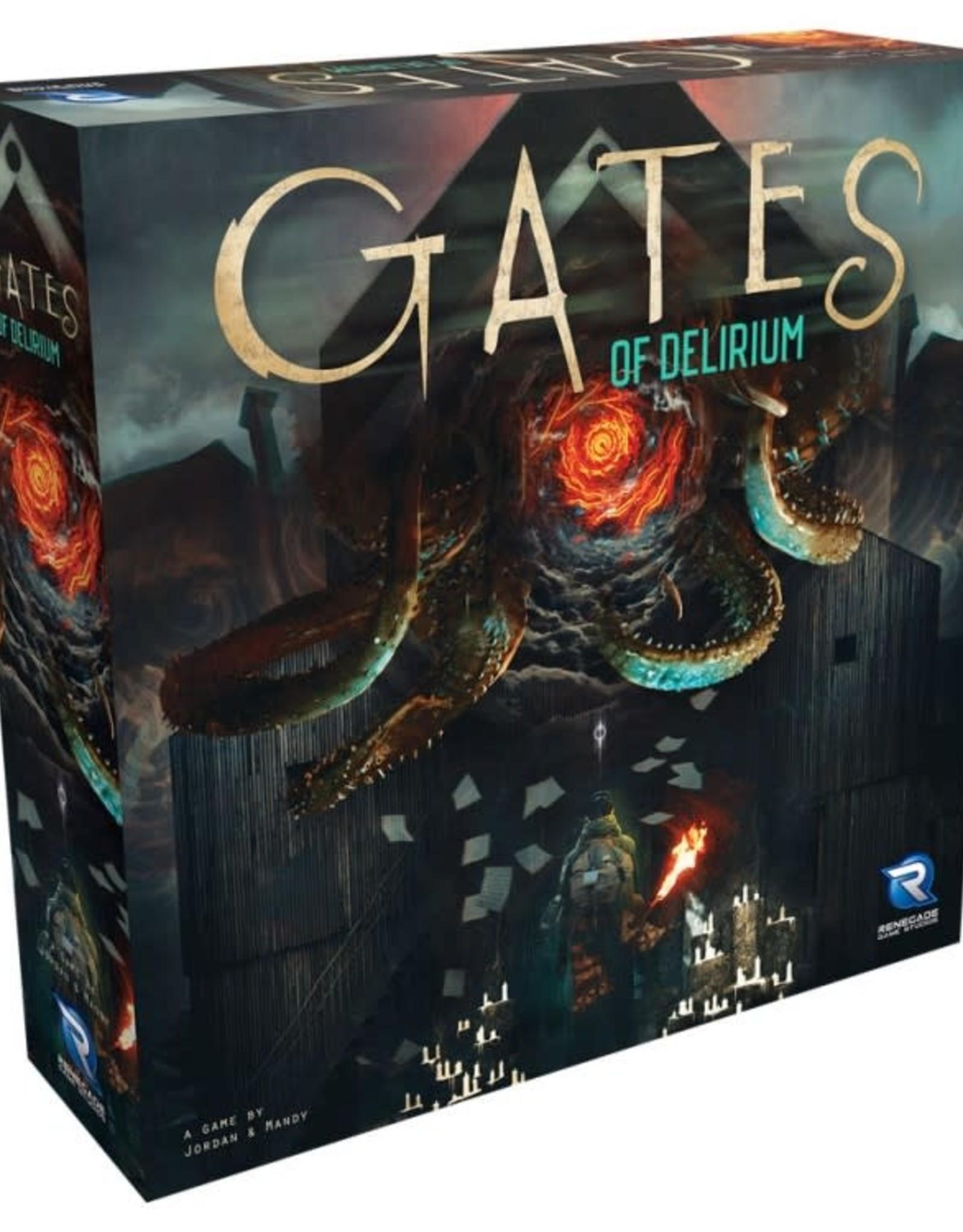 Renegade Game Studios Gates of Delirium
