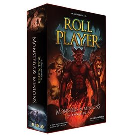 Thunderworks Games Roll Player: Monster & Minions