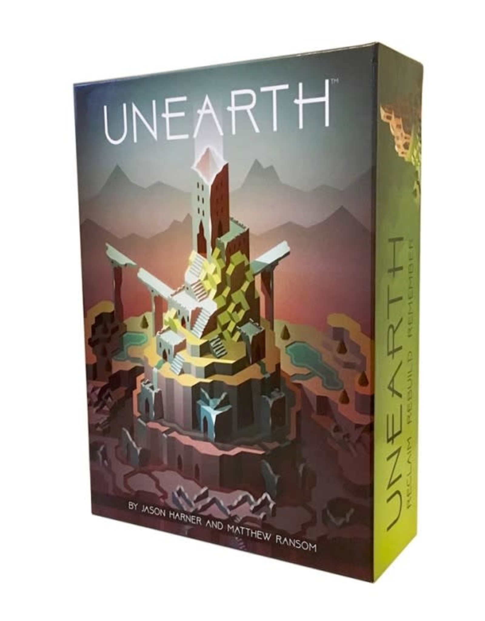 Brotherwise Games Unearth