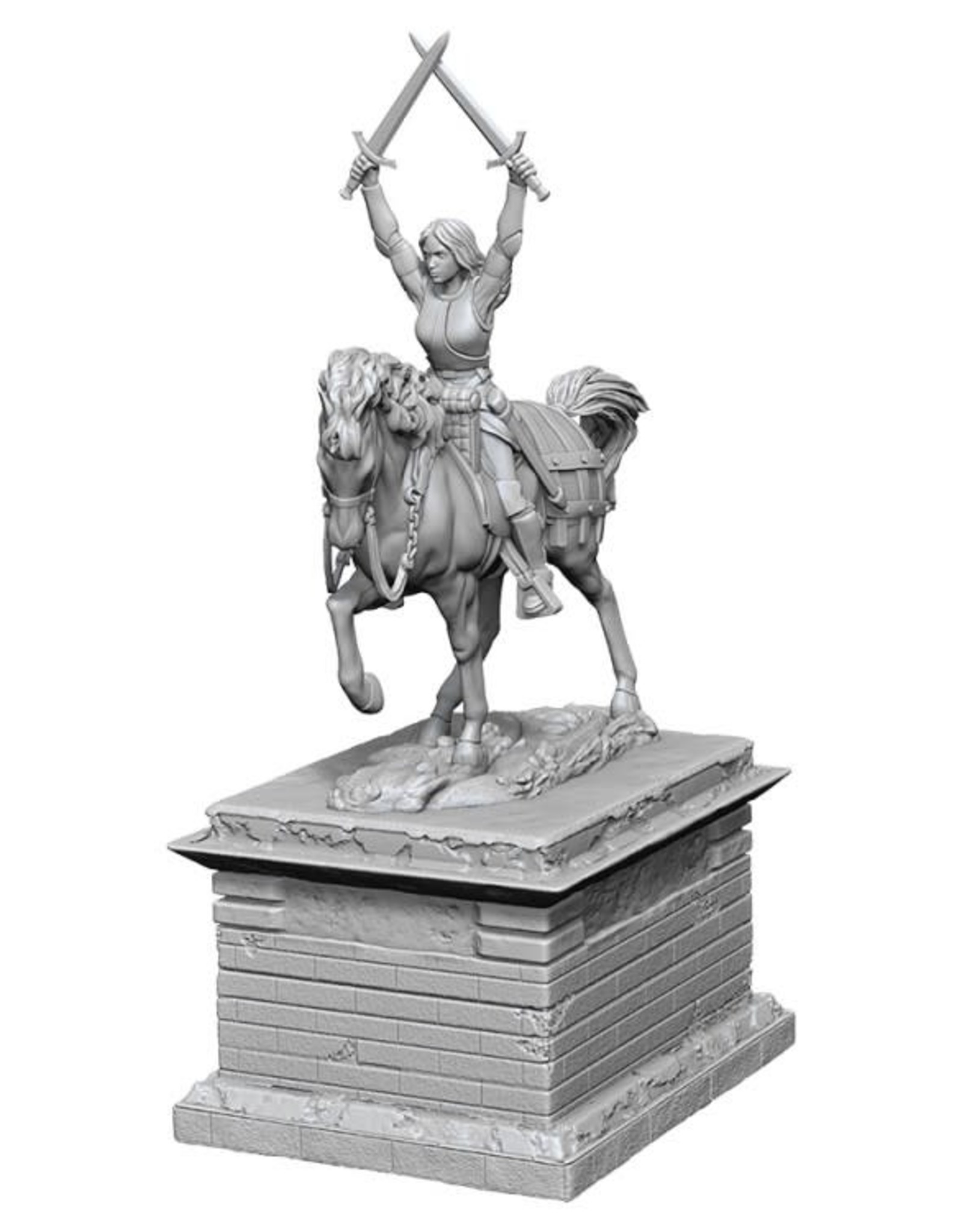 WizKids Deep Cuts Heroic Statue