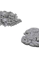 WizKids Deep Cuts Pile of Bones & Entrails