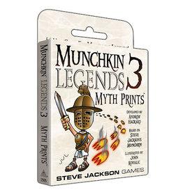 Steve Jackson Games Munchkin Legends 3 Myth Prints