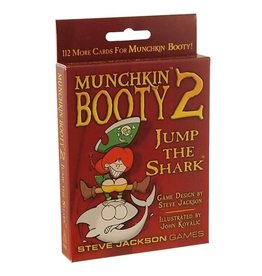 Steve Jackson Games Munchkin Booty 2, Jump the Shark