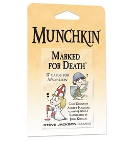 Steve Jackson Games Munchkin Marked For Death