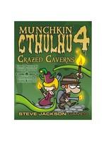 Steve Jackson Games Munchkin Cthulhu 4-Crazed Caverns