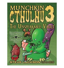 Steve Jackson Games Munchkin Cthulhu 3: Unspeakable Vault