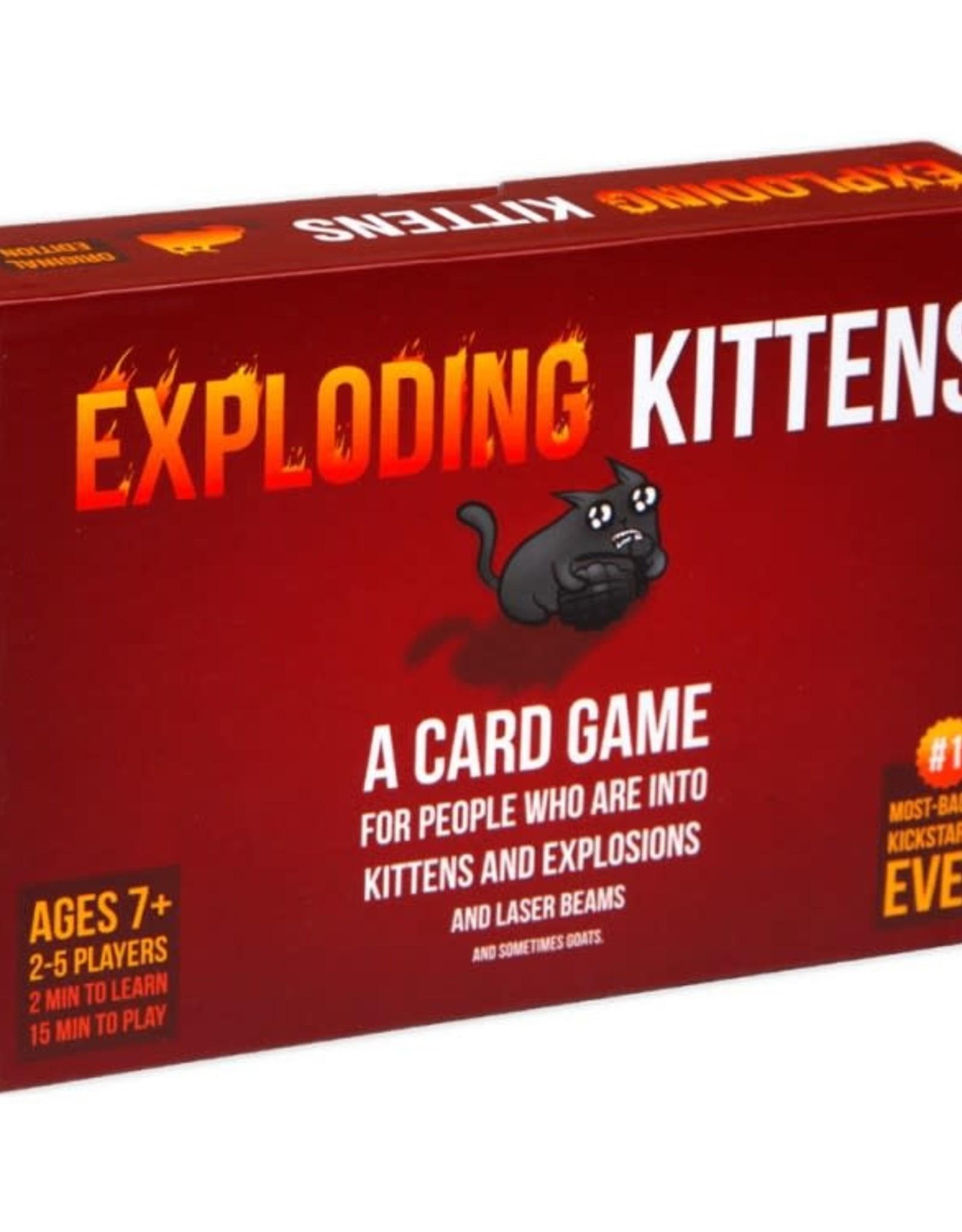 Fantasy Flight Games Exploding Kittens