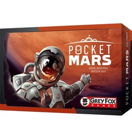 Grey Fox Games Pocket Mars