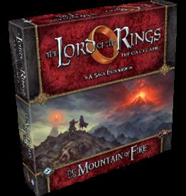 Fantasy Flight Games LOTR LCG: The Mountain of Fire Saga Exp