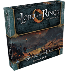Fantasy Flight Games LOTR LCG: A Shadow in the East