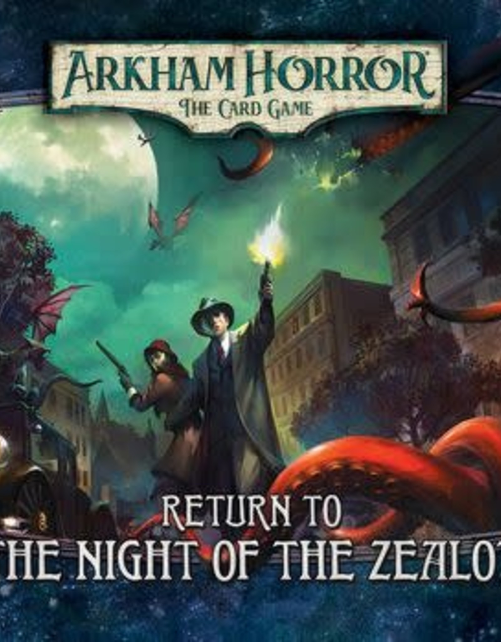 Fantasy Flight Games AH LCG: Return to the Night of the Zealo