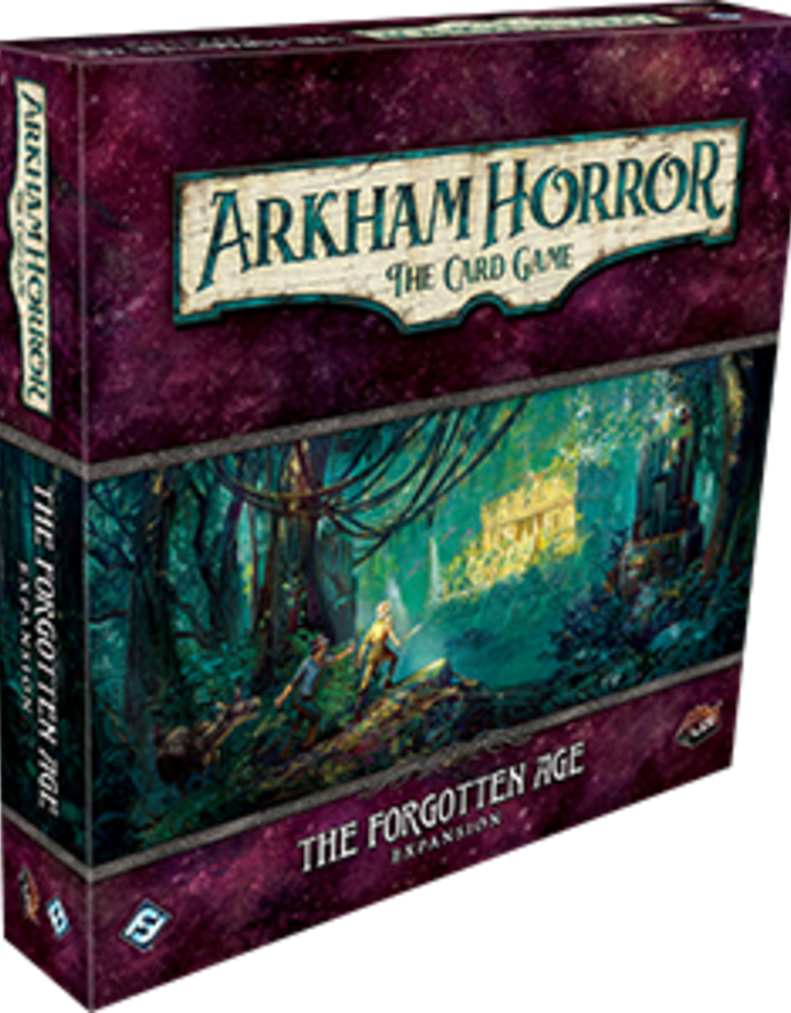 Fantasy Flight Games AH LCG: The Forgotten Age Deluxe